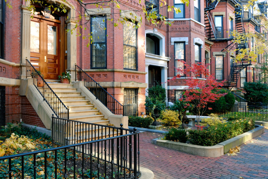 Downsizing could mean moving back into the city. Catch a show, enjoy the night life!